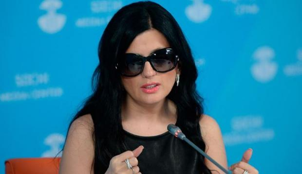 Диана Гурцкая иЮрий Лоза попали в информационную базу украинского «Миротворца»