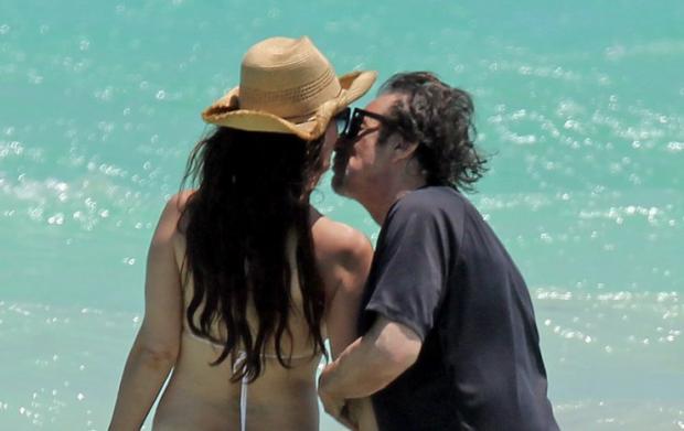 Аль Пачино вернулся кбывшей молодой любовнице спустя два года