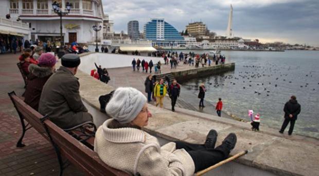 Российская Федерация превратит Крым втеневую офшорную зону