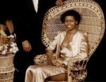 Будущая миссис Обама, а тогда Мишель Ля Ван Робинсон