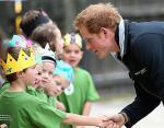Речь Принца Гарри немецкие школьники назвали бормотанием