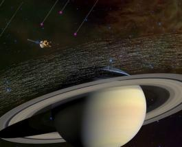 Фантастическое открытие: что показал зонд Кассини между Сатурном и его кольцами