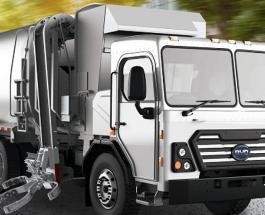 ТопЖыр: в Китае разработали электрический мусоровоз