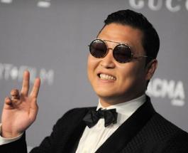 Какие два новых клипа презентовал автор Gangnam Style