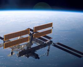 """""""Роскосмос"""" обнаружил следы внеземной жизни на поверхности МКС"""