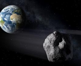 Предсказана возможность падения астероида на Землю