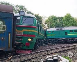 Названа предварительная версия причин железнодорожной катастрофы в Хмельницкой области