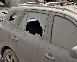ЧП в Киеве: прорвало трубу водоснабжения – фонтан горячей воды достиг 7-го этажа