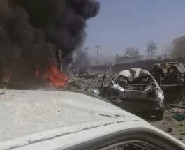 Взрыв в Кабуле: погибли десятки людей и более сотни пострадавших