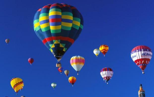 Вовремя Евровидения состоится фестиваль воздушных шаров