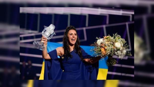 Назван размер гонорара Джамалы завыступление на«Евровидении-2017»