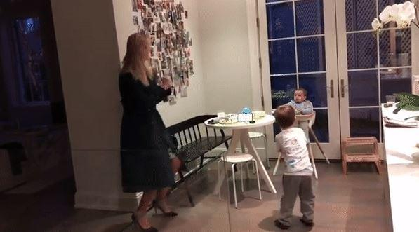 Как танцует Иванка Трамп