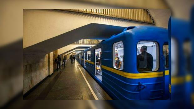 Киевский метрополитен поведал ографике работы вконкурсные дни «Евровидения-2017»