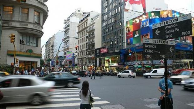 Встолице Аргентины вчесть РФ назовут площадь