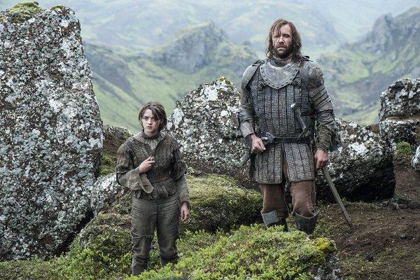 Сериал «Игра престолов» укрепил экономику Исландии