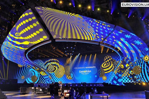 ВКиеве начался 1-ый полуфинал «Евровидения»