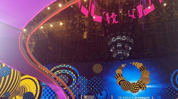 Первое шоу Евровидения состоится вечером 8мая