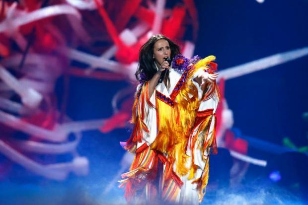 Украинская эстрадная певица Джамала призналась, что хотелабы выступать вКрыму