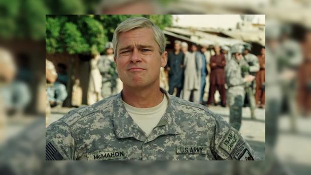 Вweb-сети интернет появился 1-ый трейлер фильма «Машина войны»