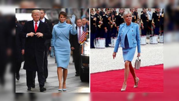 Берлускони пошутил поповоду возраста супруги президента Франции