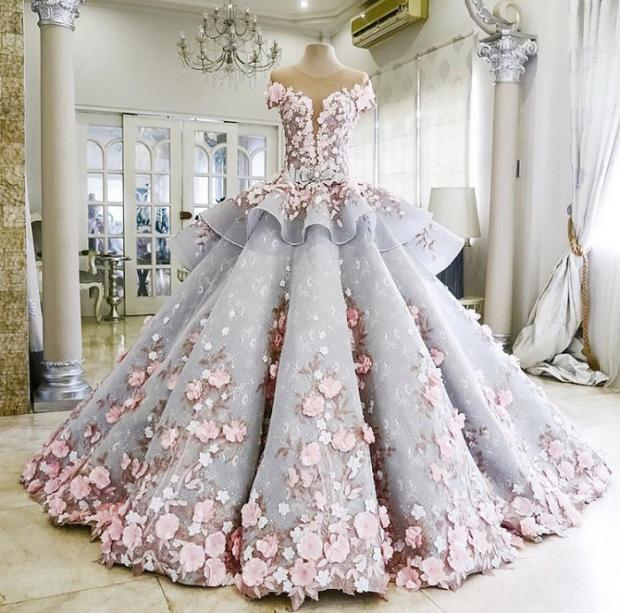 Нельзя надевать свадебное платье