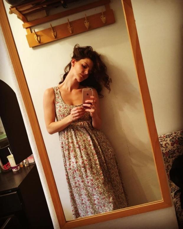Елизавета Боярская подозревается поклонниками в беременности