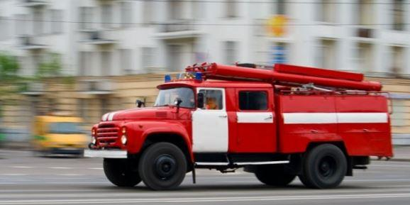 Пожар в Киевской области: горел цех по изготовлению поддонов