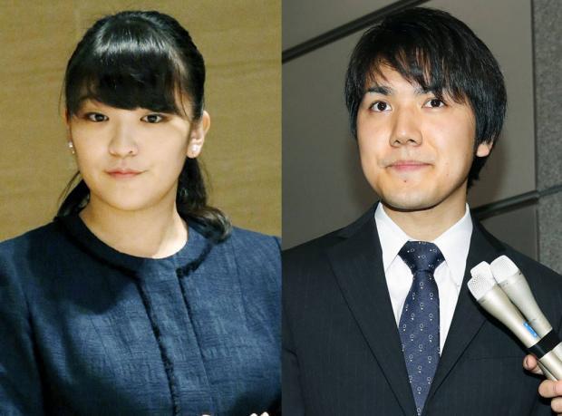 Японская принцесса ради любви намерена отречься от титула
