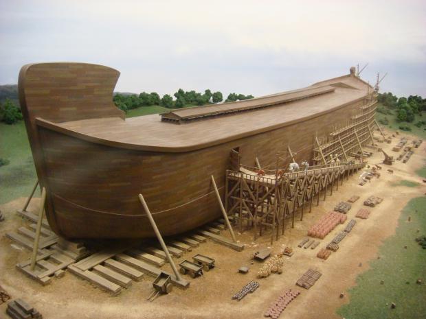 Ученые обнаружили настоящий Ноев Ковчег— ему 4800 лет