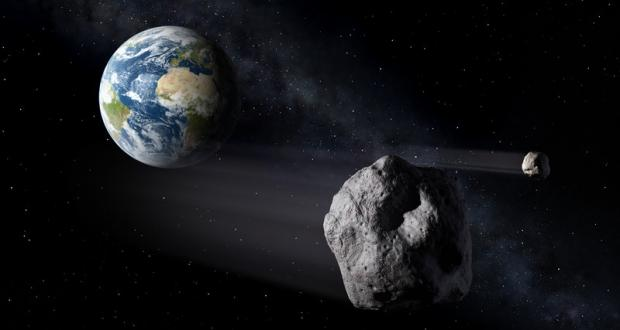 В 2022-ом году Земля может повстречаться скометой