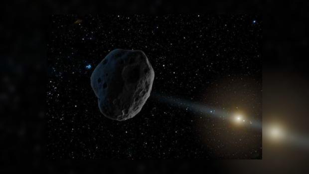 КЗемле движутся обломки кометы Энке, способные побудить мировую катастрофу
