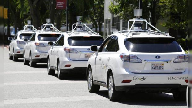 Яндекс впервый раз показал свое беспилотное такси