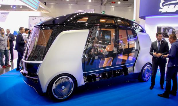 «Яндекс» продемонстрировал видео испытаний беспилотного автомобиля