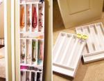 Лоток для столовых приборов можно использовать для хранения украшений