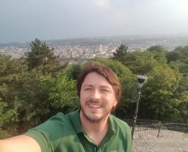 Сергей Притула показал Львов с Высокого замка