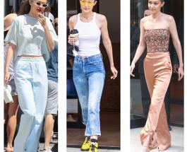 Джиджи Хадид: три стильных образа известной модели