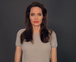 Анджелина Джоли призвала детей бороться за универсальные права человека