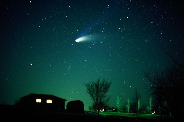 КЗемле приблизится пятикилометровая комета