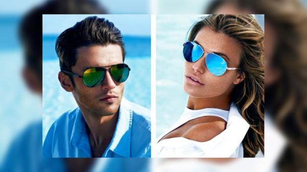 Модные солнцезащитные очки известных брендов - студия солнцезащитных ... d2ea11a3c26af