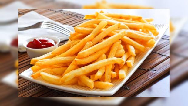 Картошка фри убивает— Ученые
