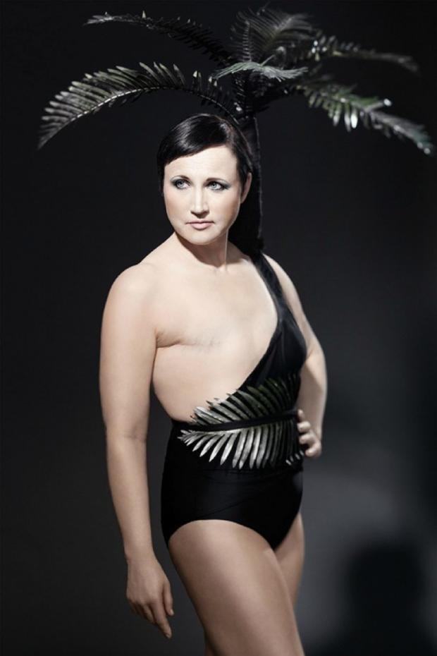 без груди фото женщины