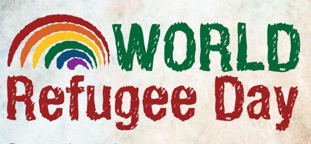 Картинки по запросу Всемирный день беженцев (World Refugee Day)