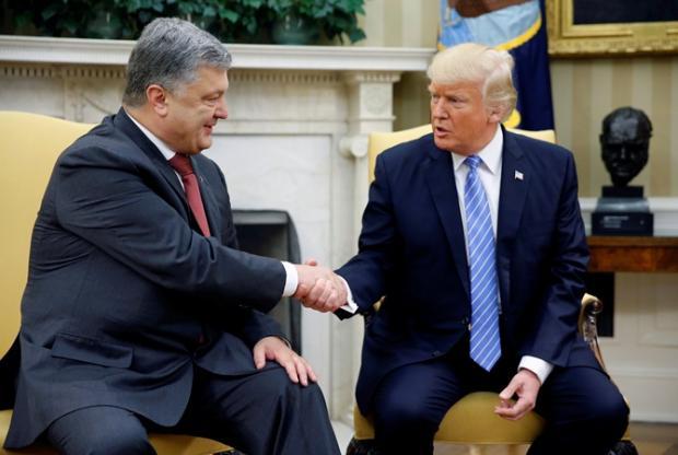 Встреча сТрампом была полноценной идетальной— Порошенко