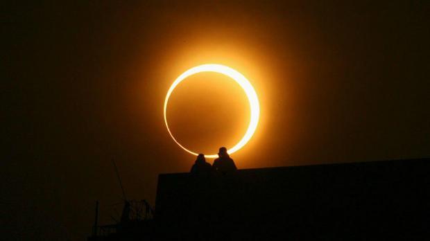 15-дневное затмение: NASA предупреждает, что вконце осени Солнце будет синим