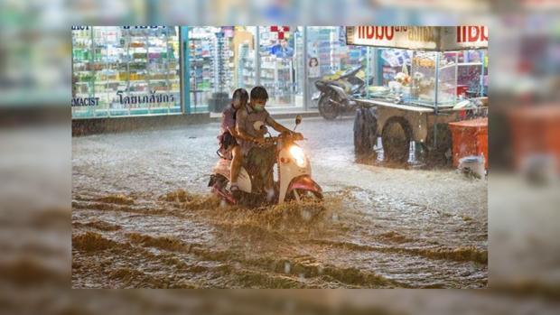 Жертвами проливных дождей вКитайской республике стали 28 человек