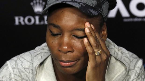 Теннисистка Винус Уильямс виновата вДТП сосмертельным исходом