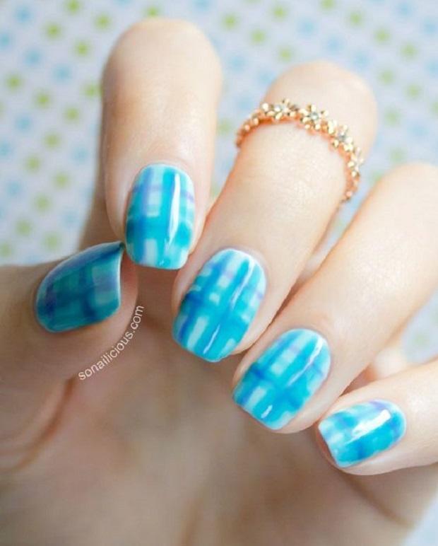 Картинки на ногтях на море