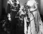 Свадьба Георга V и Марии Текской, 1893