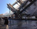 Тауэрский мост незаметно подкрался сзади