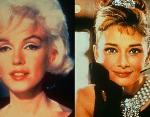 Мэрилин Монро vs Одри Хепбёрн -